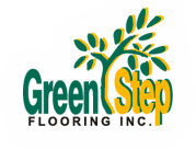 Green Step Flooring logo