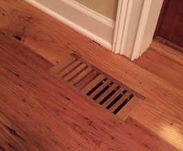 Hardwood Floor Installation In Raleigh Cary Apex Durham