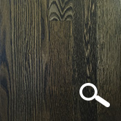 Ebony floor stain